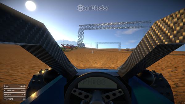 GearBlocks screenshot