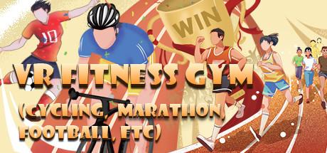 VR Fitness Gym (Cycling, Marathon, Football, etc)
