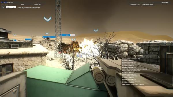 Ambush: Convoy Strike Screenshot 7
