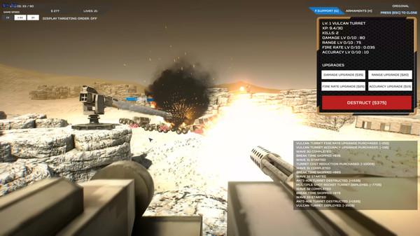 Ambush: Convoy Strike Screenshot 9
