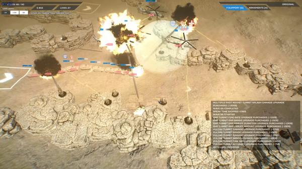 Ambush: Convoy Strike Screenshot 13