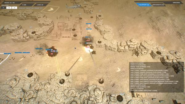 Ambush: Convoy Strike Screenshot 8