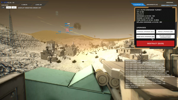 Ambush: Convoy Strike Screenshot 4