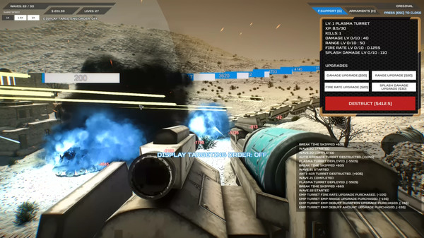 Ambush: Convoy Strike Screenshot 3