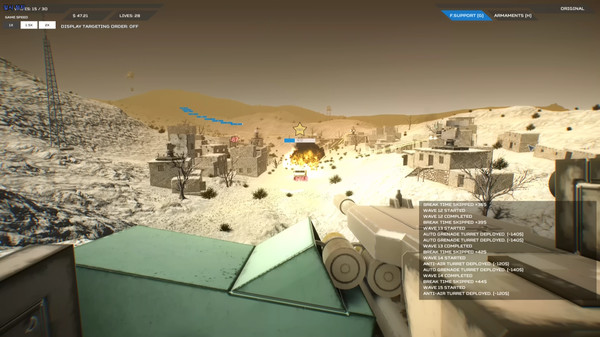 Ambush: Convoy Strike Screenshot 2
