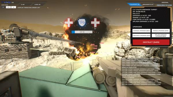 Ambush: Convoy Strike Screenshot 12