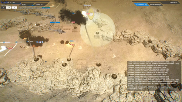 Ambush: Convoy Strike Screenshot 10