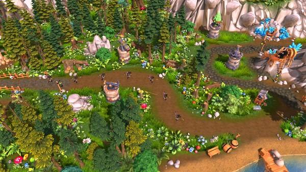 Ezaron Defense Alpha screenshot