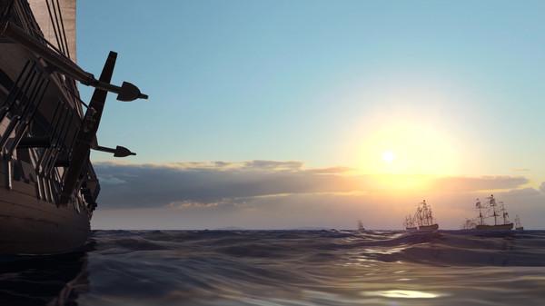 Скриншот №1 к Naval Action - Trincomalee