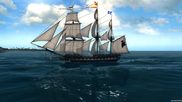 Скриншот №2 к Naval Action - Trincomalee