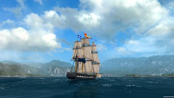 Скриншот №5 к Naval Action - Trincomalee