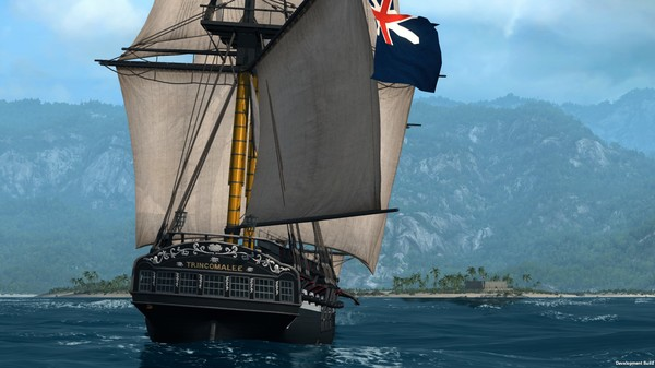 Скриншот №3 к Naval Action - Trincomalee