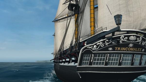 Скриншот №6 к Naval Action - Trincomalee
