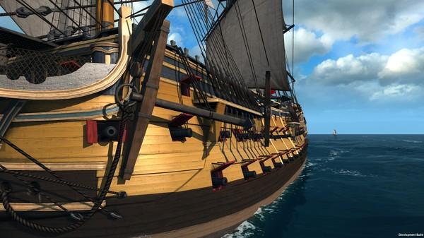 Скриншот №3 к Naval Action - HMS Victory 1765