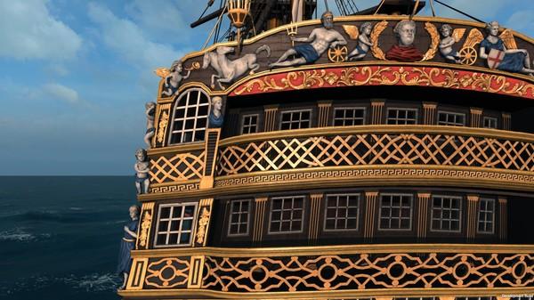 Скриншот №2 к Naval Action - HMS Victory 1765