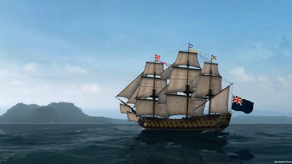 Скриншот №7 к Naval Action - HMS Victory 1765