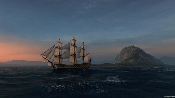 Скриншот №4 к Naval Action - HMS Victory 1765