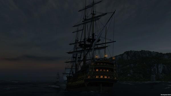 Скриншот №1 к Naval Action - HMS Victory 1765