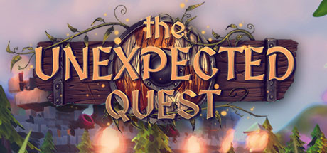 The Unexpected Quest Cover Image