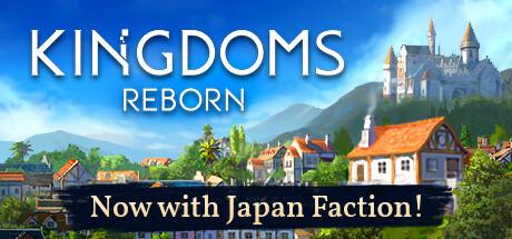 Kingdoms Reborn Cover Image
