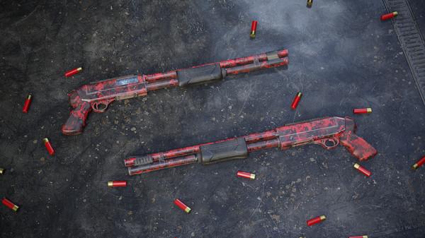 Скриншот №6 к Insurgency Sandstorm - Red Dark Weapon Skin Set