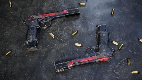 Скриншот №7 к Insurgency Sandstorm - Red Dark Weapon Skin Set