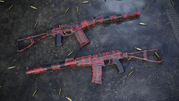 Скриншот №4 к Insurgency Sandstorm - Red Dark Weapon Skin Set
