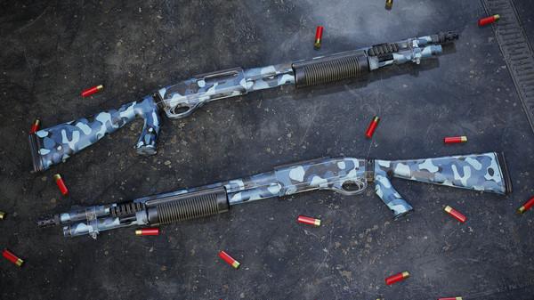 Скриншот №6 к Insurgency Sandstorm - Midnight Blue Weapon Skin Set