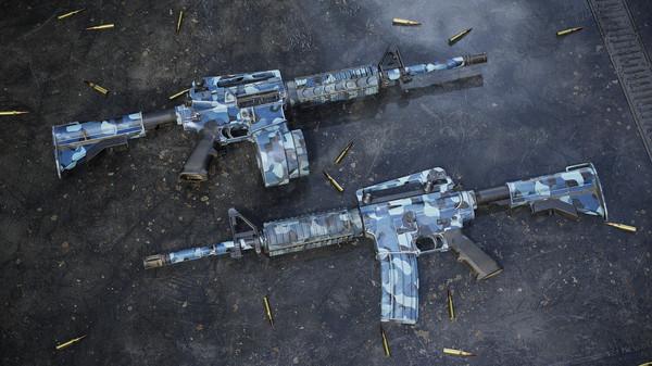 Скриншот №2 к Insurgency Sandstorm - Midnight Blue Weapon Skin Set