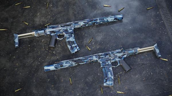 Скриншот №4 к Insurgency Sandstorm - Midnight Blue Weapon Skin Set