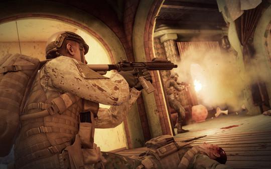 Скриншот №2 к Insurgency Sandstorm - Ghillie Gear Set