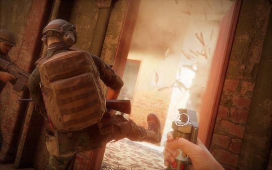 Скриншот №4 к Insurgency Sandstorm - Ghillie Gear Set