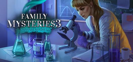 Teaser image for Family Mysteries 3: Criminal Mindset