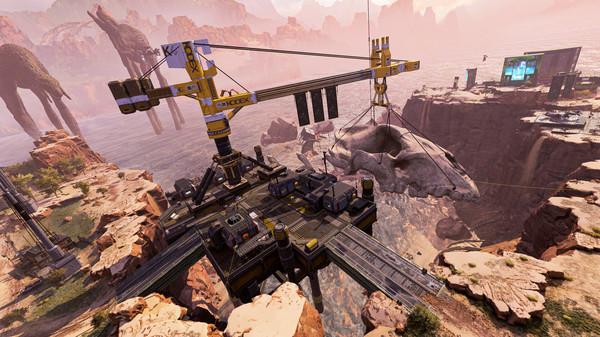 скриншот Apex Legends - Lifeline Edition 1