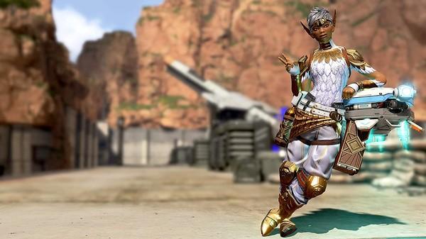 скриншот Apex Legends - Lifeline Edition 0