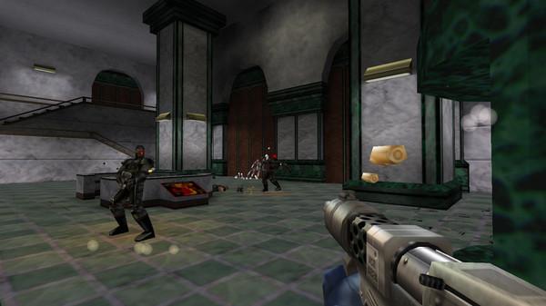 Скриншот №1 к SiN Gold