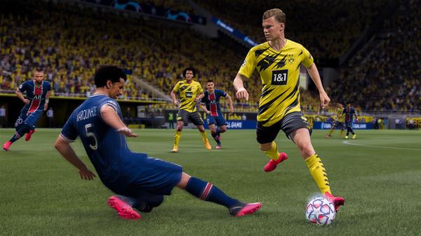 Скриншот №5 к EA SPORTS™ FIFA 21