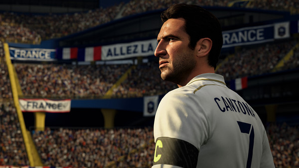 Скриншот №3 к EA SPORTS™ FIFA 21