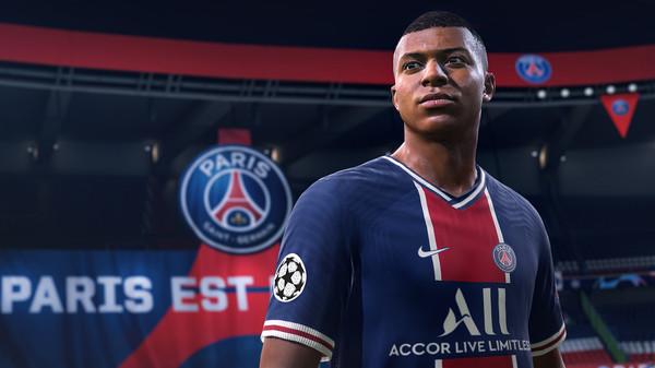 Скриншот №8 к EA SPORTS™ FIFA 21