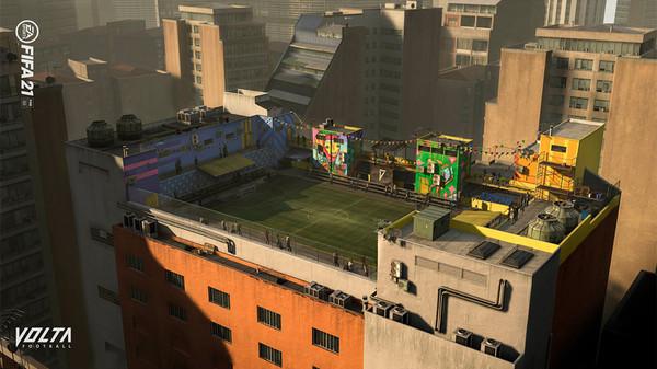 Скриншот №1 к EA SPORTS™ FIFA 21