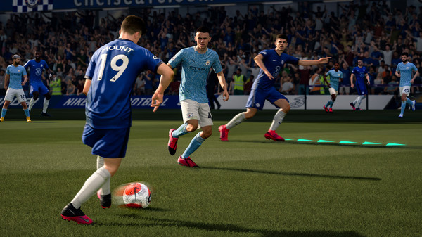 Скриншот №9 к EA SPORTS™ FIFA 21