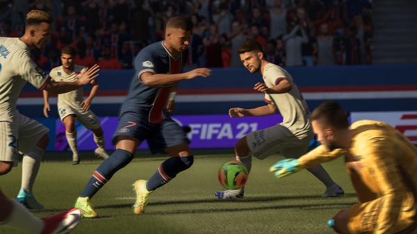 Скриншот №7 к EA SPORTS™ FIFA 21