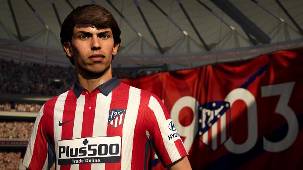 Скриншот №4 к EA SPORTS™ FIFA 21