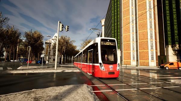Скриншот №27 к TramSim