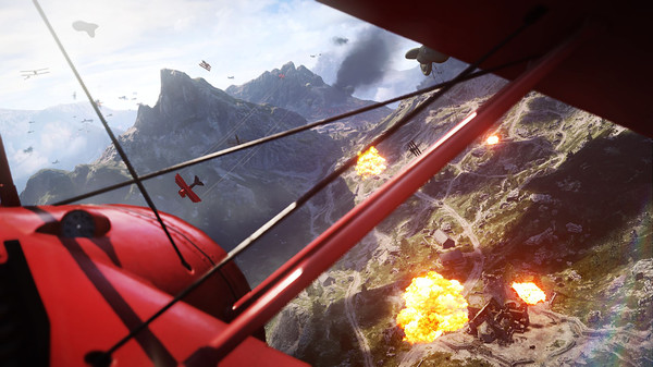 Скриншот №5 к Battlefield 1 Shortcut Kit Support Bundle