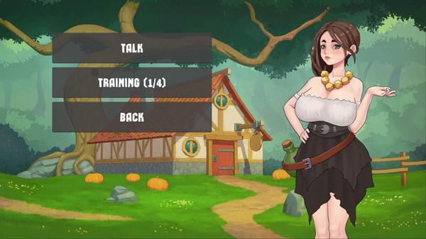 Скриншот из Otaku's Rage: Waifu Strikes Back