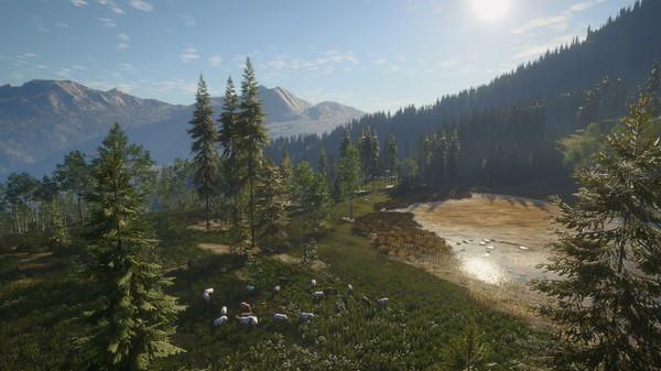 Скриншот №10 к theHunter Call of the Wild™ - Silver Ridge Peaks