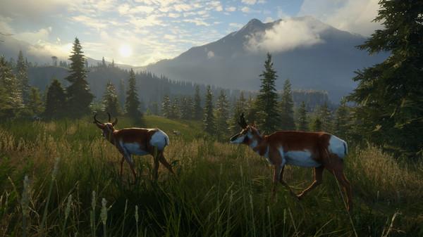 Скриншот №1 к theHunter Call of the Wild™ - Silver Ridge Peaks