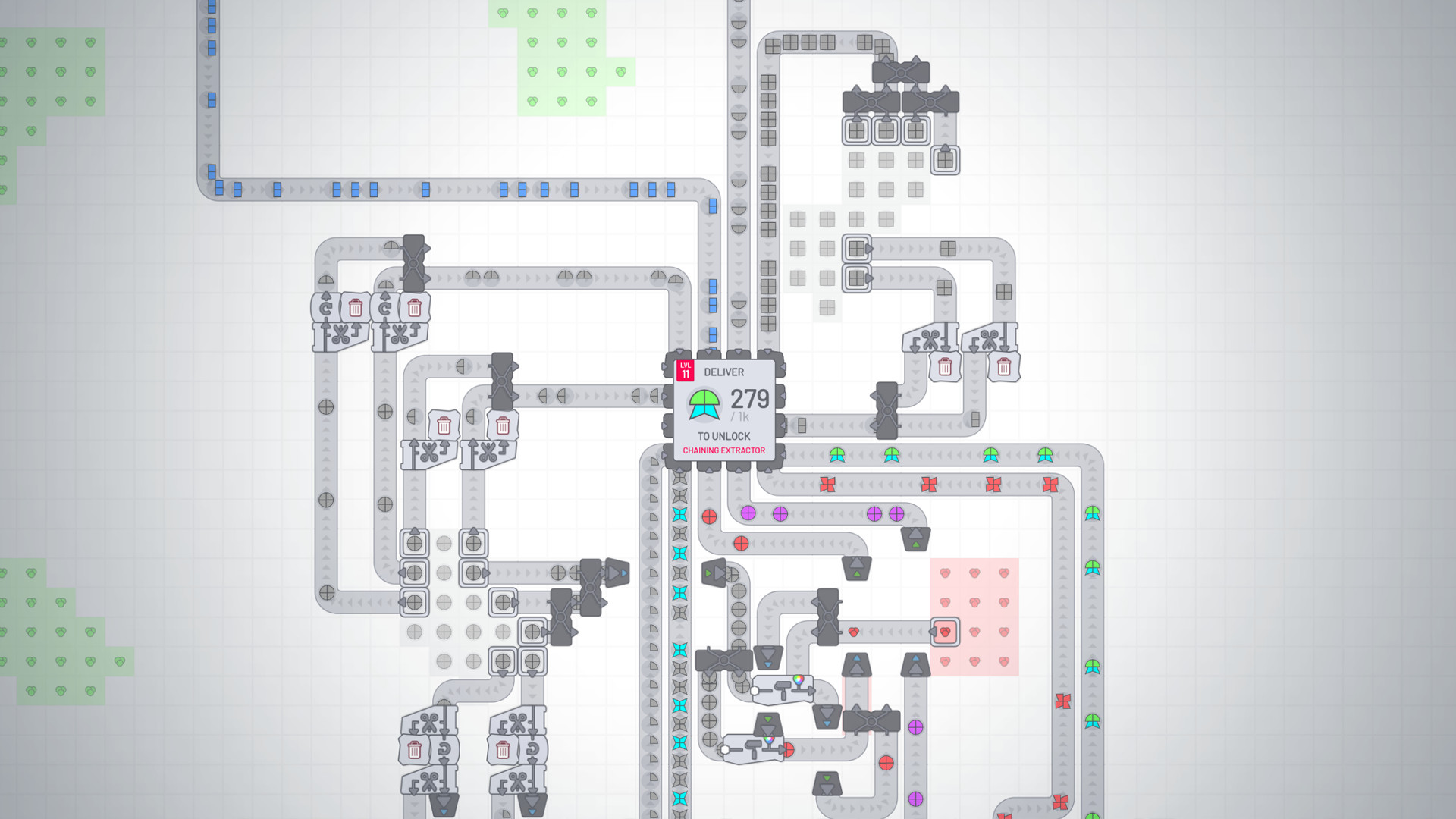 Shapez.io - Top underappreciated indie games of 2020
