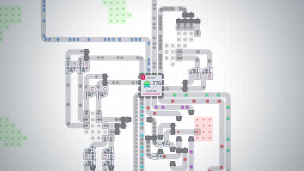 Скриншот №2 к shapez.io